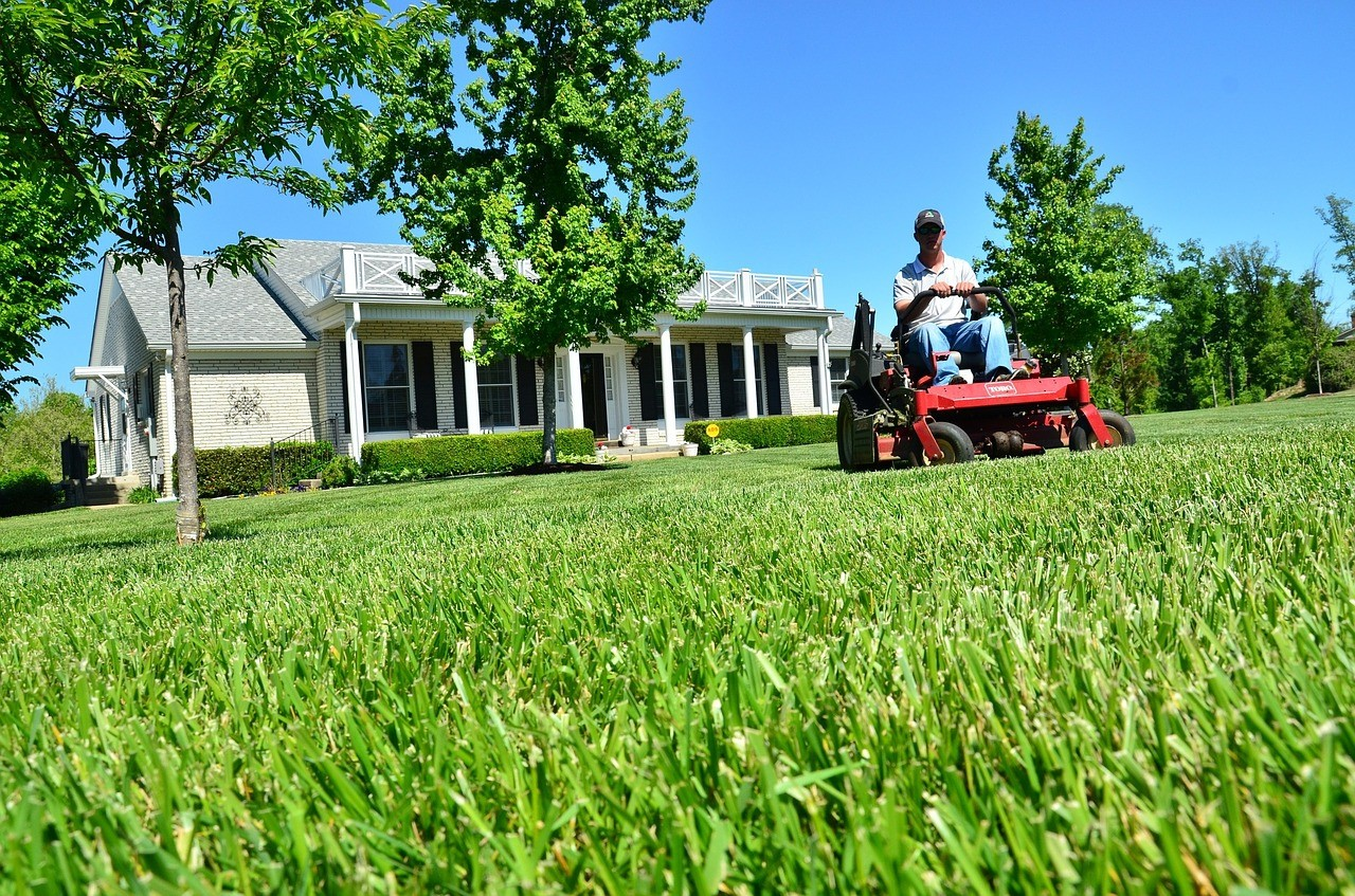 Eco-Friendly Lawn Care
