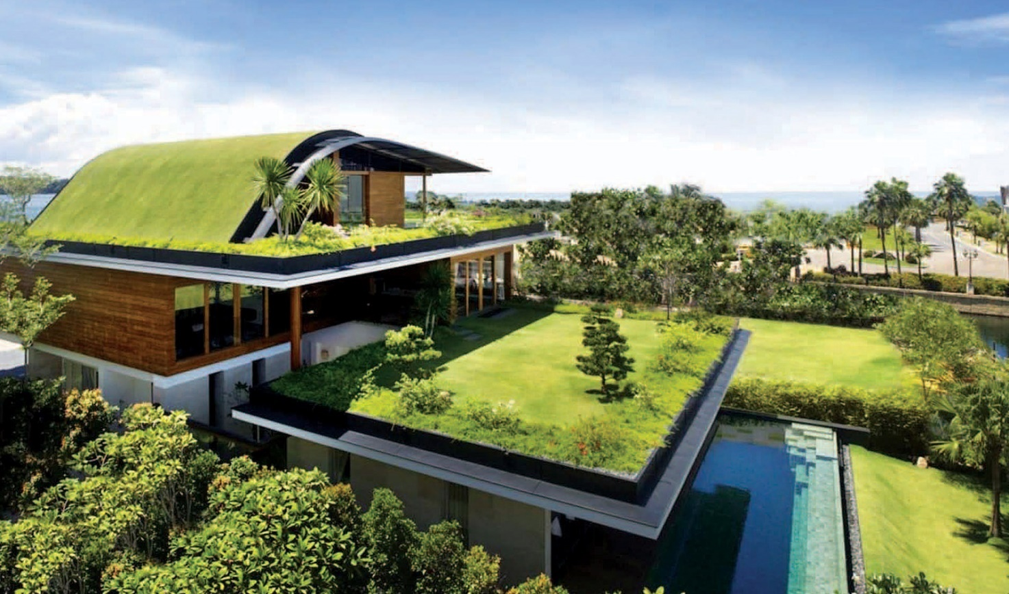 Eco-Friendly Houses